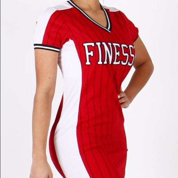 Dress with Finesse